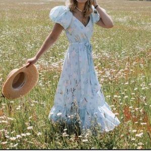 Estelle Puff Sleeve Dress LoveShackFancy x Target